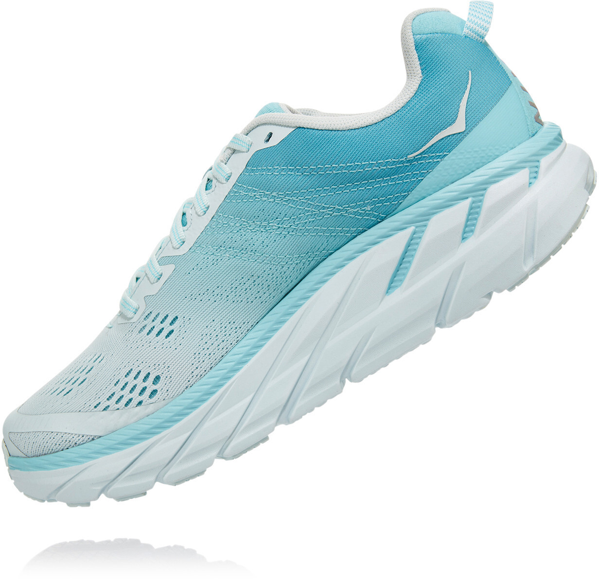 Hoka One One Clifton 6 Shoes Women antigua sandwan blue